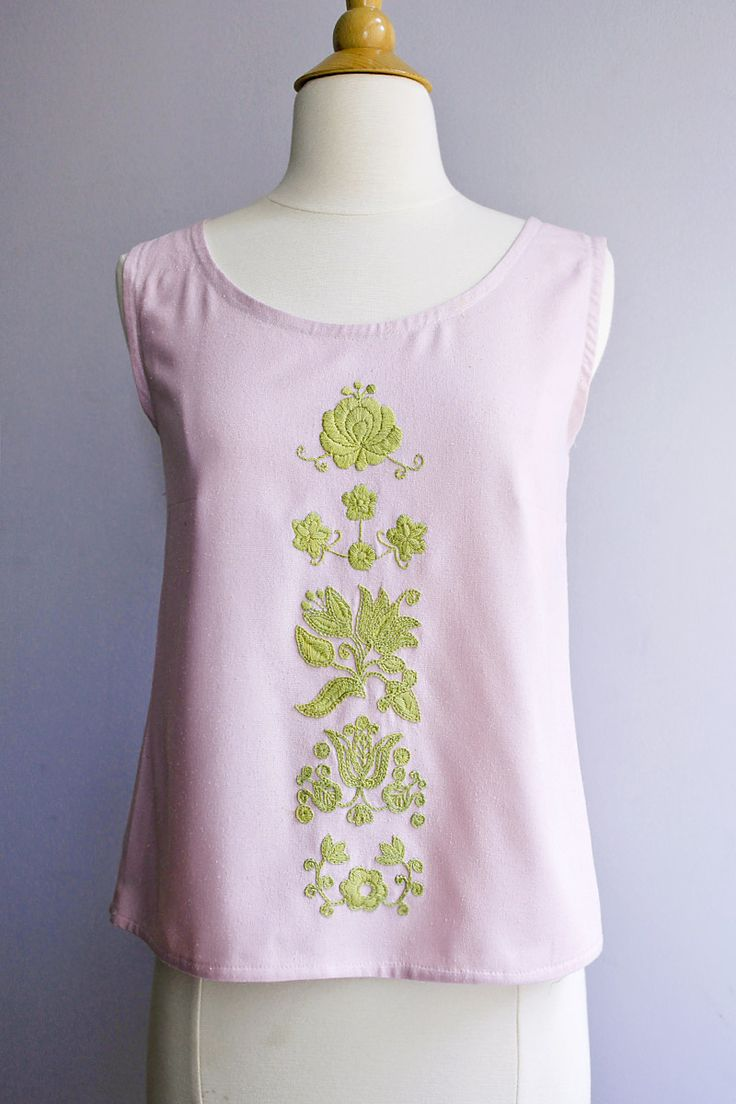 This is the ninth and last part of the Hungarian Sampler series, in which we embroider various Hungarian motifs on a tank top made using Colette Patterns' free Sorbetto Top pattern. Can you believe it? It's almost done! It just occurred to me that having nine parts is rather auspicious – nine is, in most folklore traditions so in Hungarian as well, an important number. I should claim I carefully planned it this way… but that wouldn't be entirely true. The Read More...→