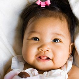 BabyZone: BabyZone: 11 Crazy Cute Girl Names
