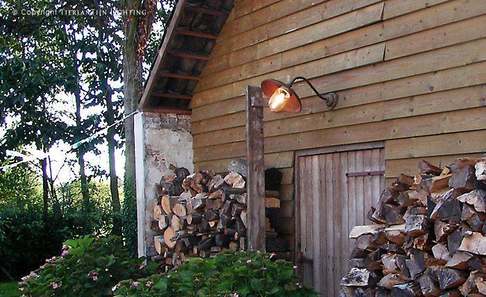 Lucce Buitenlamp | voor uw buitenhaard, tuinfakkel, buitenverlichting | Tuinhaard specialist