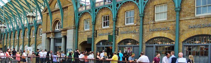 London, Covent Garden   Shake Shack