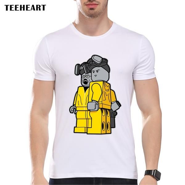 2017 New Casual Men's Breaking Bad Lego Print T shirt Men Summer O-nec – Let Go My Lego Blocks https://let-go-my-lego-blocks.myshopify.com/collections/lego-t-shirts/products/2017-new-casual-mens-breaking-bad-lego-print-t-shirt-men-summer-o-neck-hipster-graphic-tees-pb586?utm_campaign=crowdfire&utm_content=crowdfire&utm_medium=social&utm_source=pinterest