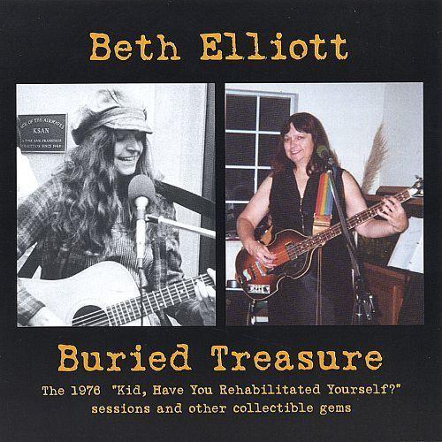 Buried Treasure [CD]