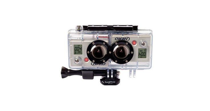 GoPro 3D HERO System - Kleinste 1080p 3D Kamera der Welt