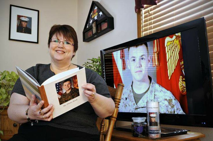 Mom, friends spread word after St. Cloud Marine is victim of SUDEP