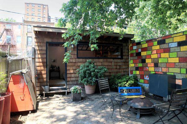 A Backyard Cabin for Barter - NYTimes.com