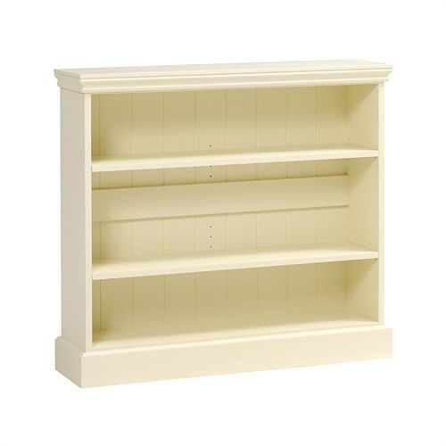 Bourton Painted Extra Wide Bookcase (3ft) (M446) with Free Delivery | The Cotswold Company