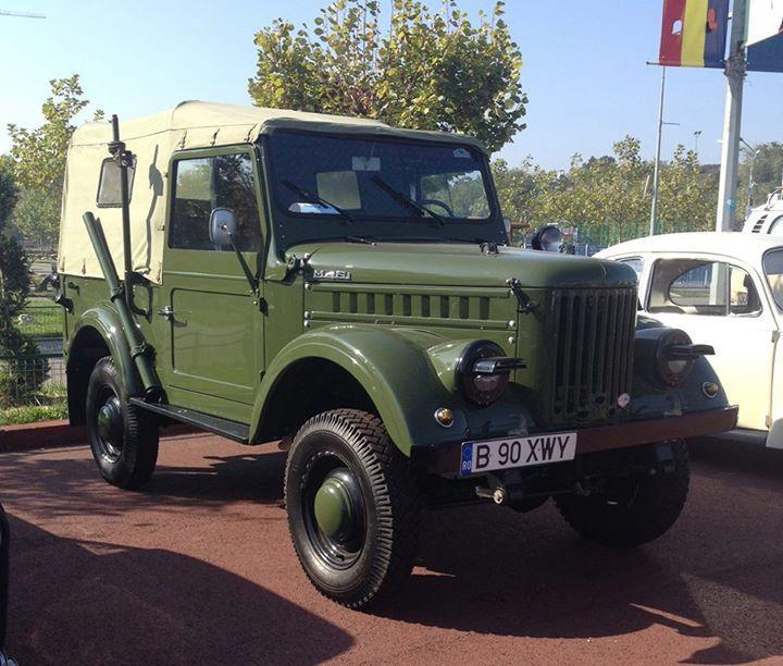 Bucharestcars 1969 Aro M461