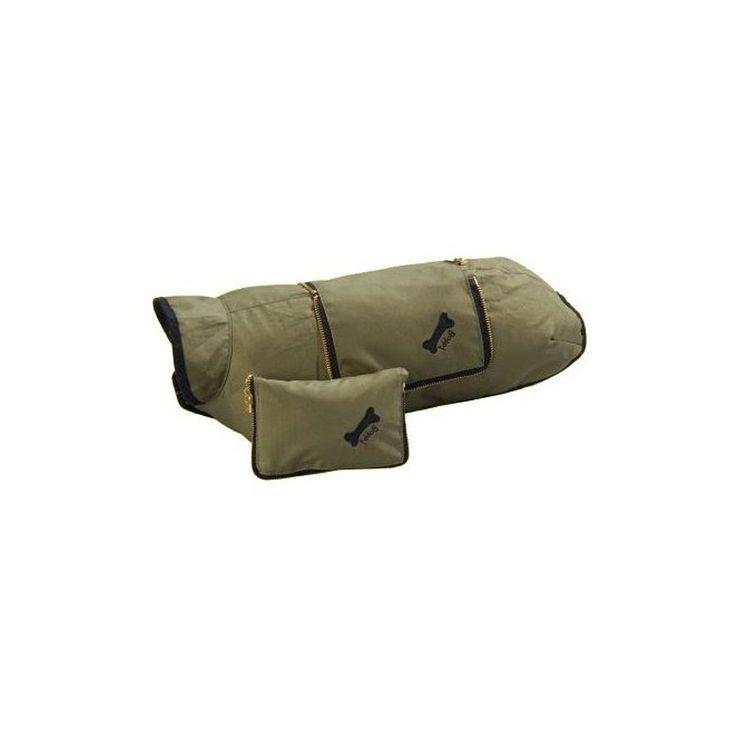 IMPERMEABLE DE BOLSILLO,Es un impermeable para perro de la firma Bobby, ideal para los días de lluvia. Es muy fácil de poner al ajustarse al vientre de tu mascota mediante una tira elástica y velcros. Poliéster 100%.  http://bit.ly/1jQOg1c