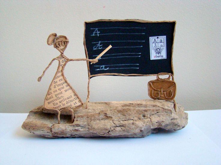 La maîtresse d'école - La fée Tonnante