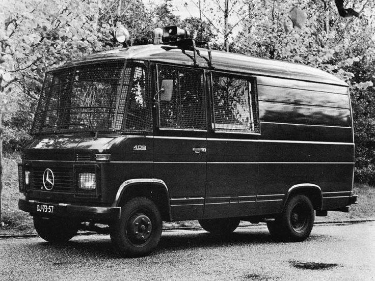 1984 Mercedes L408, Mobiele Eenheid (ME-bus) ★。☆。JpM ENTERTAINMENT ☆。★。