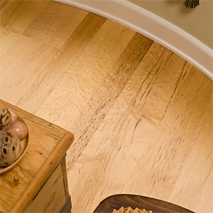 Clyde Estuary Birds Eye Maple Flooring