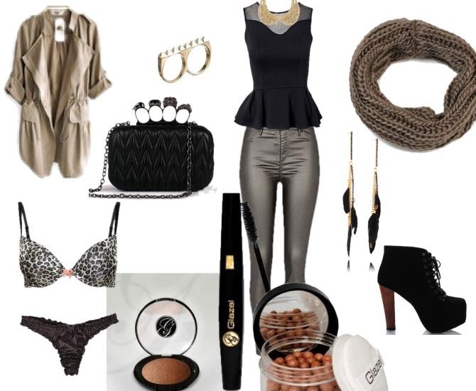 Moja konkursowa stylizacja dla stylkistki.pl PROSZĘ O LAJKI!!!!!! :)