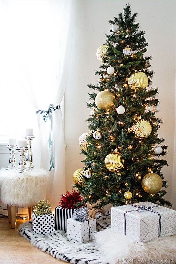 25 Unique Skinny Christmas Tree Ideas On Pinterest Simple