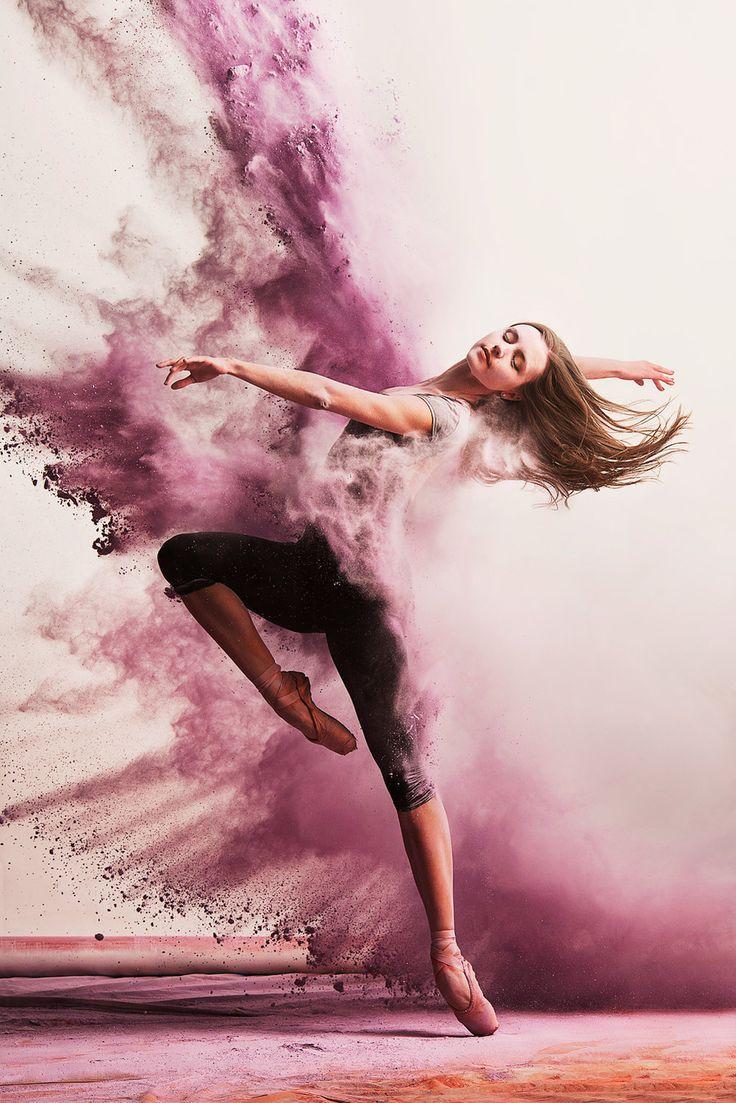 andy bate | Powder Dance