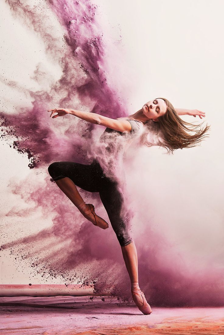 andy bate   Powder Dance