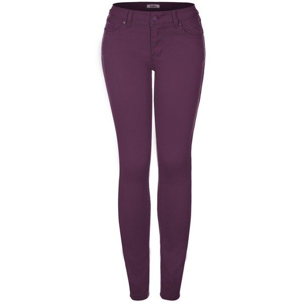 1000  ideas about Women&39s Purple Jeans on Pinterest | Sexy jeans