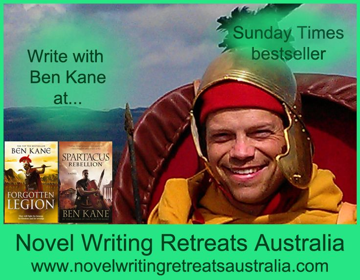 Ben Kane is the Sunday Times bestselling author of novels set in Ancient Rome. Ben is also Treasurer of the Historical Writers' Association.  For more, see www.novelwritingretreatsaustralia.com.