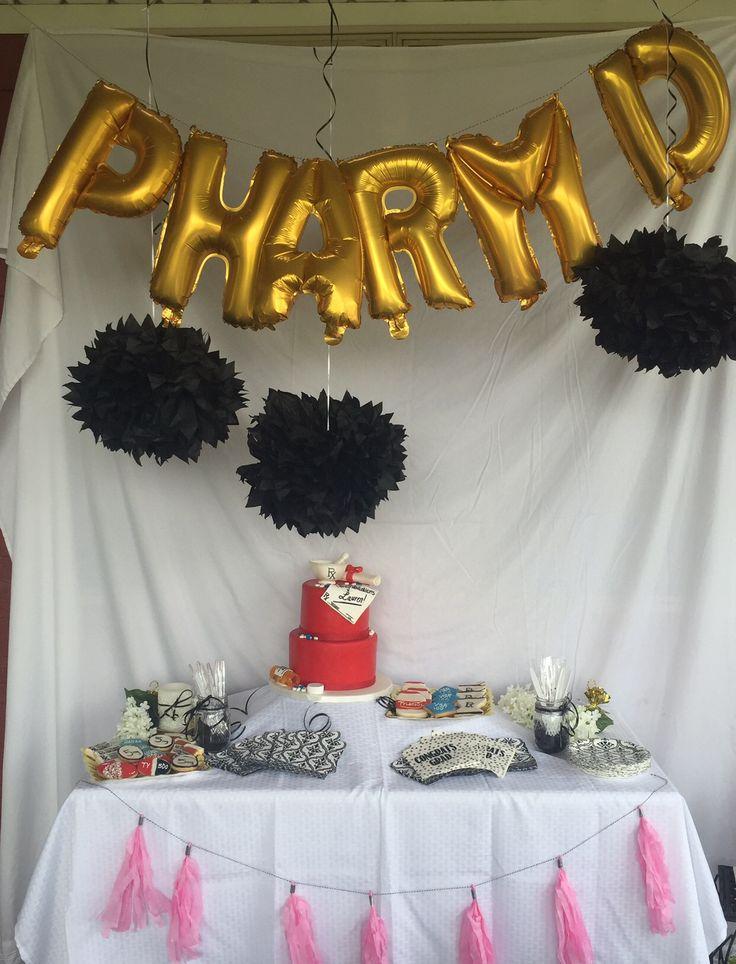 Pharmacy Graduation Party Pharmacy Pharmd Graduation
