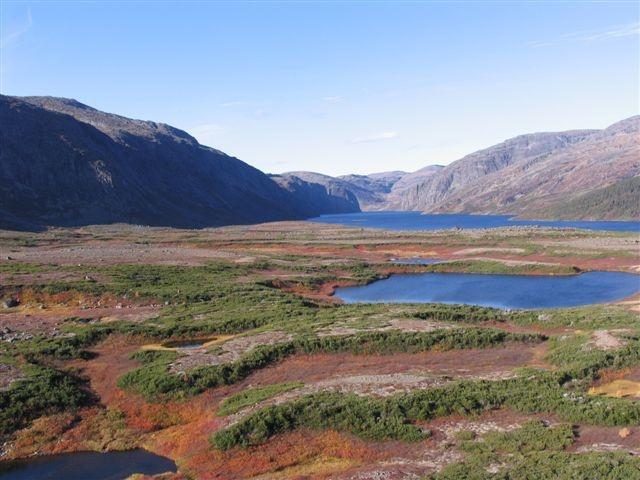 Mealy Mountains, Newfoundland and Labrador