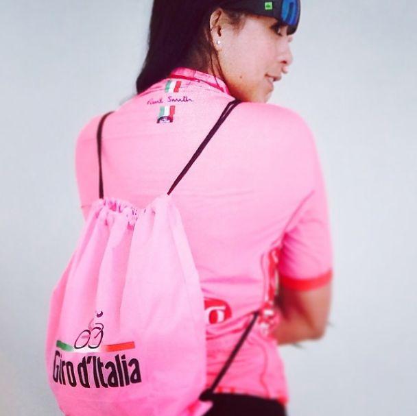 @Giro d'Italia @Marco Gobbi Pansana #fightforpink
