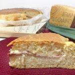 Torta rustica a impasto molle, con lievitazione