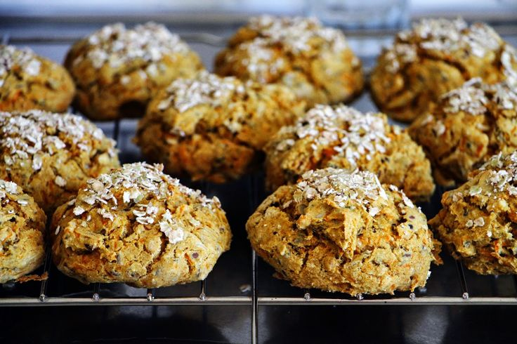 Glutenfritt Morotsbröd / Gluten-free Carrot Bread - Evelinas Ekologiska http://www.evelinasekologiska.se/