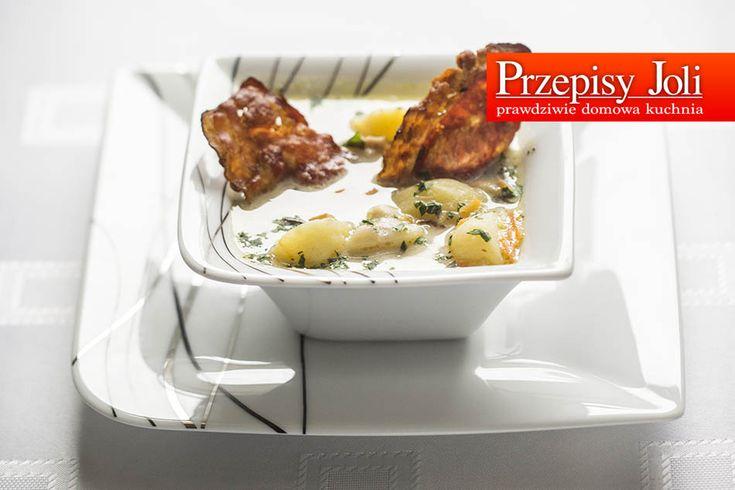 ZALEWAJKA - tradycyjny, domowy przepis na pyszną zupę. Przepis pochodzi z mojego domu rodzinnego i jest przekazywany z pokolenia na pokolenie.