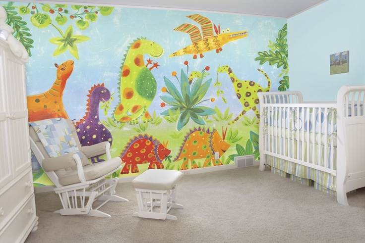 60 Best Images About Dinosaurs Nursery On Pinterest Baby