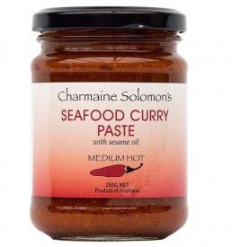 SEAFOOD CURRY PASTE - 250G