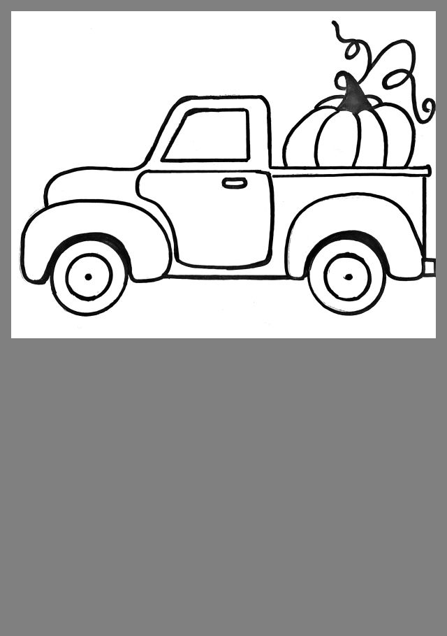 Pin By Lisa Thomas On Bullet Journal Pumpkin Coloring Pages Red