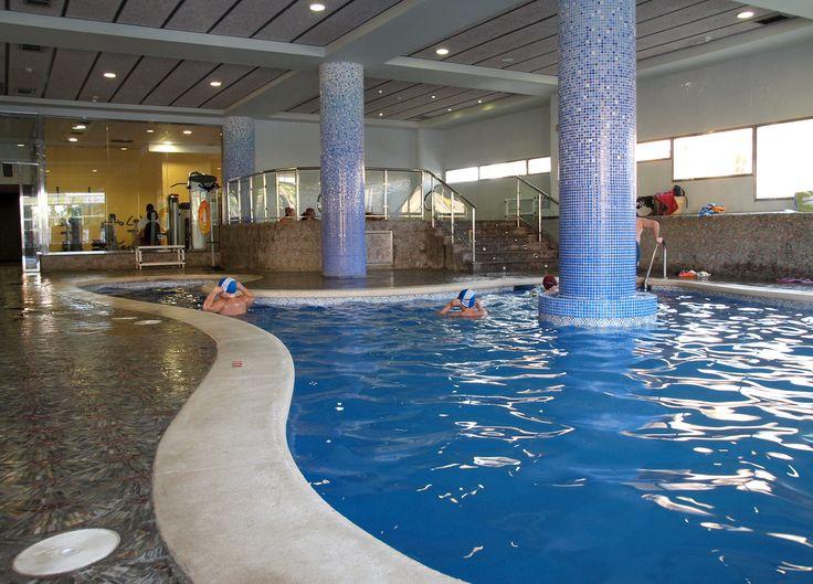 Zona spa gd spa acceso gratuito al spa del hotel sauna gimnasio piscina climatizada y - Gimnasio con piscina zaragoza ...