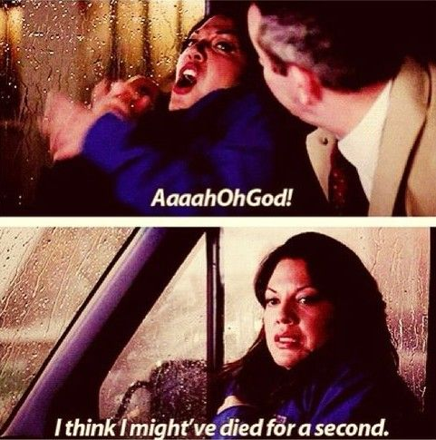 Grey's Anatomy - Callie Seriously, one of my favorite scenes.