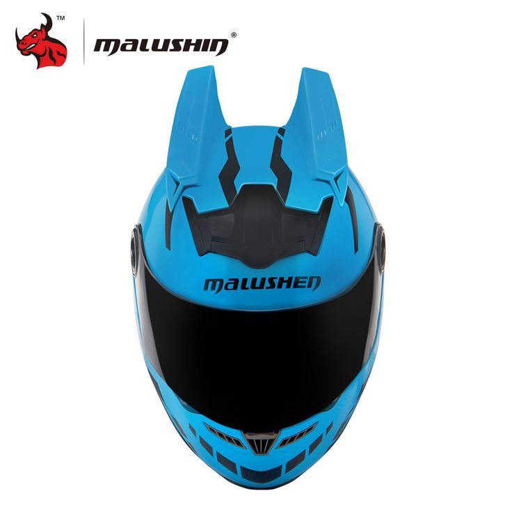 best price malushun motorcycle helmet capacetes motociclismo flip up individuality helmet #novelty #motorcycle #helmets