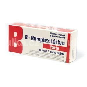 B-KOMPLEX FORTE ZENTIVA TBL FLM 20