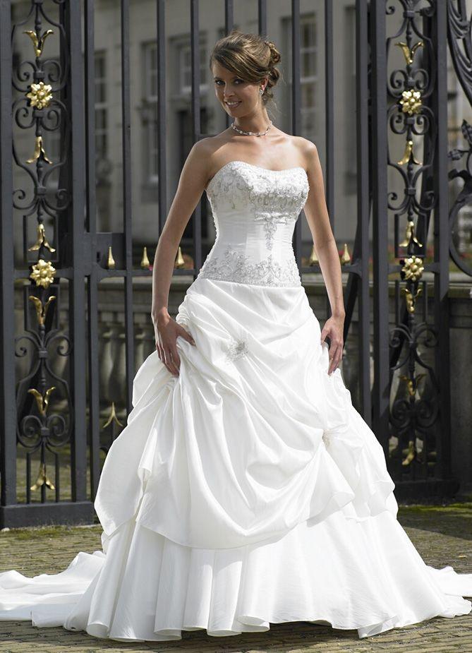 14 besten The Dress Ideas Bilder auf Pinterest   Hochzeitskleider ...