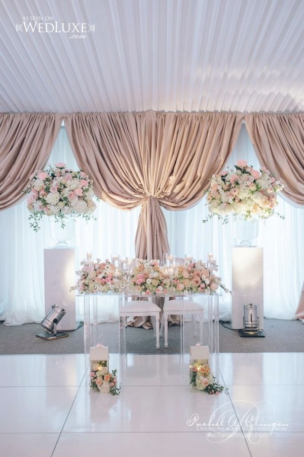 Wedding Decor Toronto Rachel A. Clingen Wedding & Event Design - Stylish wedding decor and flowers for Toronto by laverne