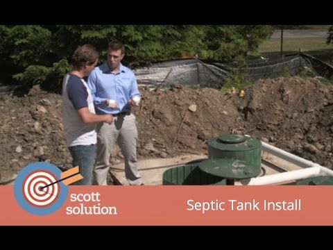 Scott Solution - Installing a Septic Tank with Waterloo Biofilter - Apartmentdesign