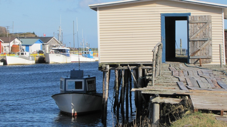 Petty Harbour Newfoundland