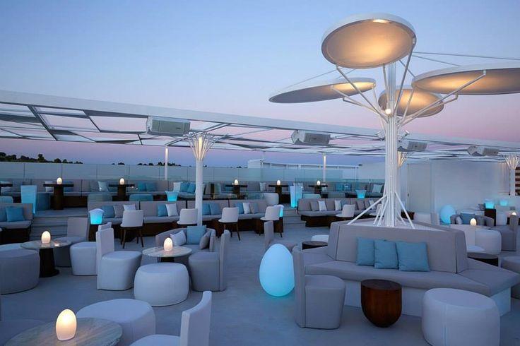 Pearl roof bar