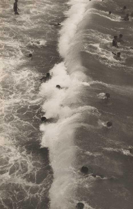 Harold Cazneaux (Australian photographer) Sydney Surfing 1929
