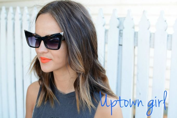 NYC Style muse: Channel your inner uptown girl | win 2 feature fashion daily sponsored picture