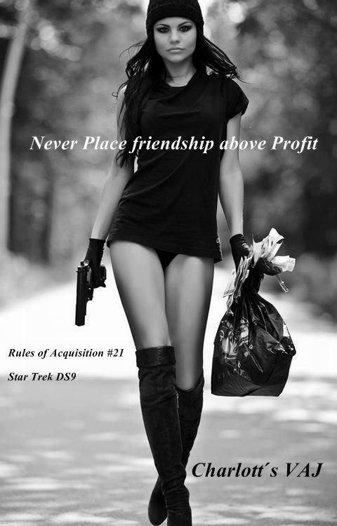 profit ans friendship