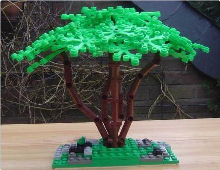 Brickshelf Gallery - technical_tree_01.jpg | ReBrick | From LEGO Fan To LEGO Fan