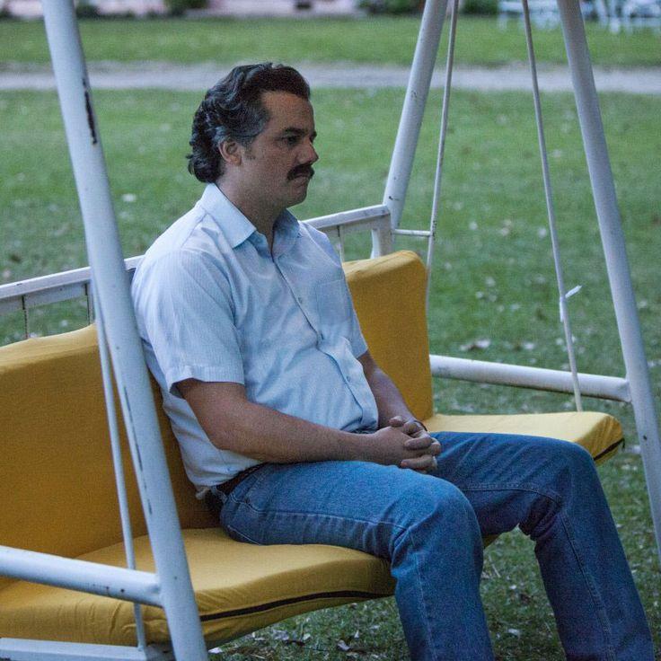 """Grave errors""! Pablo Escobar ' s son on Narcos"