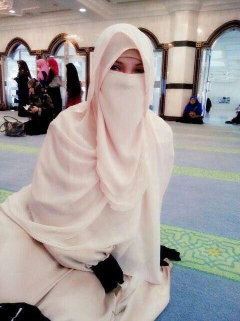 #niqab #hijab ❤•♥.•:*´¨`*:•♥•❤