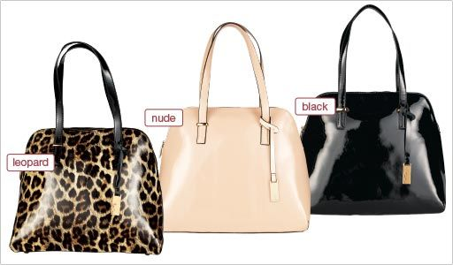 Blaine Dome Handbag | Luggage | HomeChoice