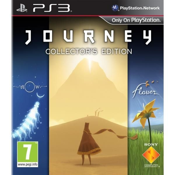 Journey Collector's Edition Game PS3 | http://gamesactions.com shares #new #latest #videogames #games for #pc #psp #ps3 #wii #xbox #nintendo #3ds