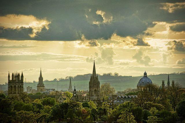 UK – Oxford – South Park – Skyline v2
