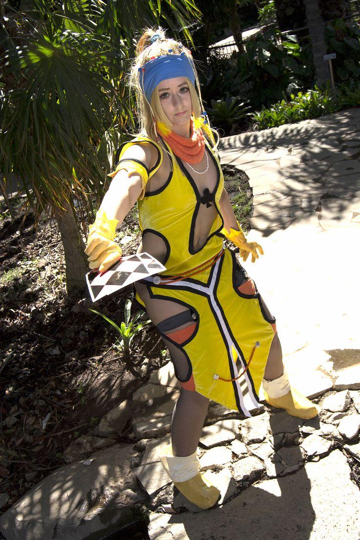 Character: Rikku   Videogame: FFX-2   Cosplayer: Rydia