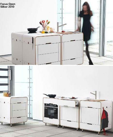 Portable Mini Kitchen: Design Concepts On Pinterest